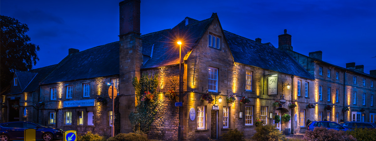 The White Hart Royal Hotel And Eatery Cotswolds