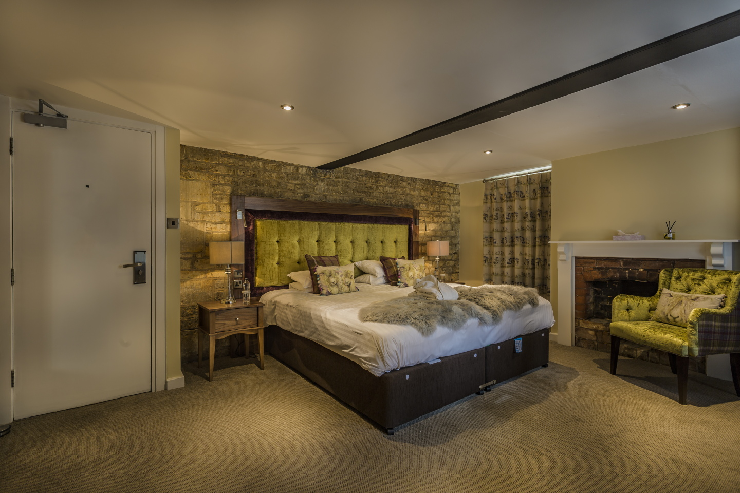 White Hart Hotel St Ives Cambs Room