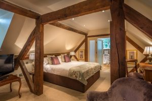 WHR Hayloft Room