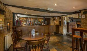 WHR bar area