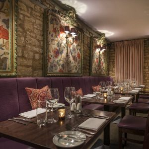 Restaurant White Hart Royal Cotswolds